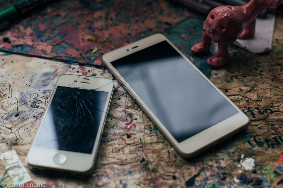 奶粉的四手 iPhone4 终于可以退休了